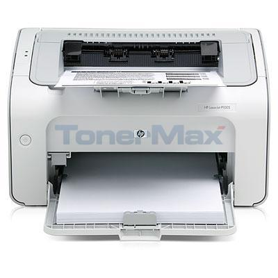 HP LaserJet P1005